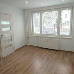 Zvolen, Sekier – slnečný, zrekonštruovaný 2-izbový byt, 56 m2 – predaj