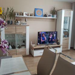 Moderný komplet zariadený 2-izbový byt
