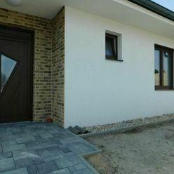 PREDAJ DOMU – 4 izb., Etapa 2022, 108 m2, štandard, pozemok 500 m2.