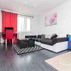 Zariadený 4i byt s 3 oddelenými spálňami