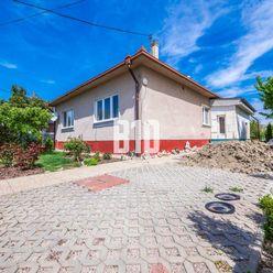 Samostatne stojaci 3i dom s pekným pozemkom 922 m2