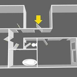 DOM-REALÍT ponúka 3 izbový byt v dobrej lokalite v Senci