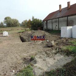 Stavebný pozemok v obci Hraň pri Trebišove