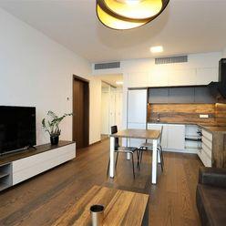 HERRYS - Na prenájom kompletne zariadený  2 izbový byt v novostavbe SKY Park v Starom Meste