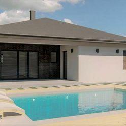 Exkluzívne PNORF – novostavba 4i RD, 124 m2,  519 m2, terasa, Zavar okr. Trnava