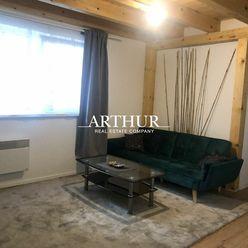 ARTHUR - Zariadený mezonet v blízkosti malého Dunaja