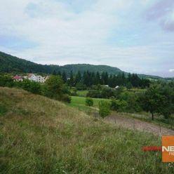 Exkluzívne na predaj pozemok v Štiavnických vrchoch obec Repište, extravilán 395m2