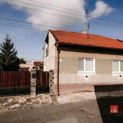Na predaj prízemný rodinný dom s využitím podkrovia v meste Lučenec