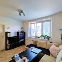 Skvelá investičná príležitosť! - atypický 2 izb. tehlový byt s pekným výhľadom, blízko Zimného štadi
