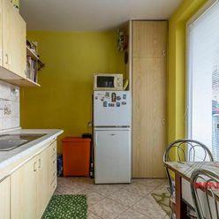 Ponúkame Vám na predaj priestranný 1 izbový byt v obci Gelnica.