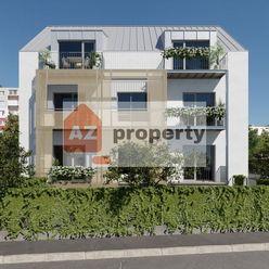 Ponúkame na predaj 2 izbový byt s balkónom v novostavbe na Železničnej ulici