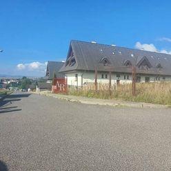 Pozemok na RD - Kežmarok - Veľká Lomnica, 1407 m2