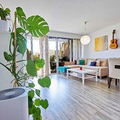 Exkluzívny 2-izbový byt so záhradou 80 m2