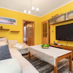 Na predaj útulný 4-izbový byt s loggiou v Dúbravke