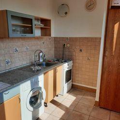 1-izbový byt na sídlisku Západ na prenájom