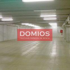 Prenájom sklad. priestorov (2.594 m2, 2./3. NP, rampa, klim., parking)