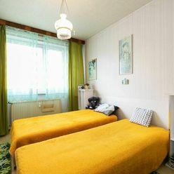 3 izbový slnečný byt na predaj Brezno- Mazorníkovo