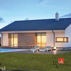 Exkluzívne na predaj rozostavaný rodinný dom v obci Kráľová pri Senci