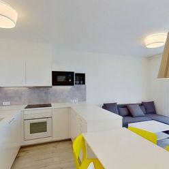 Na prenájom 2-i. byt v novostavbe zariadený v širšom centre, Lomená, Košice (6A)