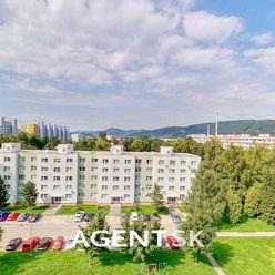 AGENT.SK | 2-izbový byt s pekným výhľadom na sidlisku Vlčince v Žiline