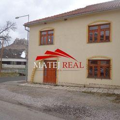 Na predaj rekonštruovaný rodinný dom Spišské Podhradie 294 m2