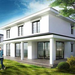 Pozemok na výstavbu dvojdomu so stavebným povolením