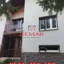 Na predaj 4i rodinný dom v obci Jastrabá, okres Žiar nad Hronom