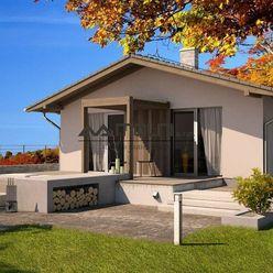 Ponúkame výstavbu 4-izbových rodinných domov za nízku cenu.