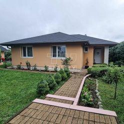 Rodinný dom 115 m2 zastavaná plocha + 953 m2 záhrada, Hodkovce, Košice - okolie