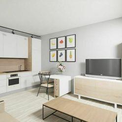 Aj bez hypotéky • Rezervácia od 15% z ceny • 1 izbový byt • Prešov