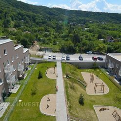 SLOVAK INVEST - Prenájom 3 izb. bytu s loggiou, veľká pivnica, 2x parking, NOVOSTAVBA, Vukovarská ul