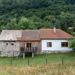 Predaj Chalupy 110 m2, Žarnovická huta