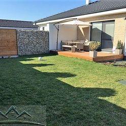 Predaj 3izb. bungalovu v štandarde, ZP110,68m2, pozem350m2, v Trnávke 8km od Šamorína, 22km od BA
