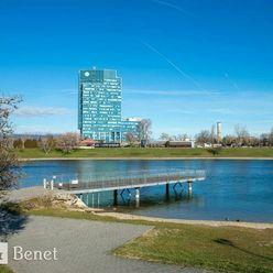 Arvin & Benet   2,5i byt s loggiou vo výbornej lokalite a príjemnom prostredí