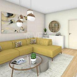 Rodinný 3-izbový byt so ZÁHRADOU