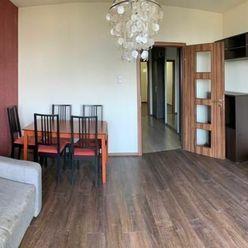 Ponúkame na predaj 3-izb. byt po rekonštrukcii, Gessayova ulica, Bratislava - Petržalka