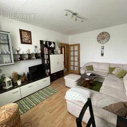 Zrekonštruovaný slnečný 3 izbový byt s balkónom, 65 m2, klimatizácia, Nové Mesto nad Váhom, Hviezdos