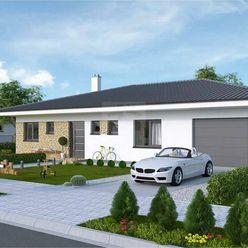 Directreal ponúka krásny 4i rodinný dom, bungalov vo vysokom štandarde na veľkom pozemku vo výmere 1