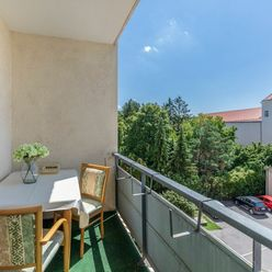 Priestranný 3 izbový byt v meste Bruck an der Leitha