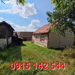 Na predaj dva rodinné domy s pozemkom, Hriňová- Prihalina exkluzívne!!!