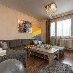 JKV REAL | Ponúkame na predaj 3i byt na Jiráskovej ulici Petržalka