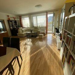 2-izbový  byt s veľkou loggiou a výhľadom na Kramároch , Klenová ul. ,Bratislava - Nové mes