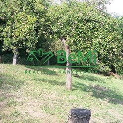 Na predaj záhrada s ovocnými stromami Banská Bystrica - Kremnička (ID-025-14-ZUS)
