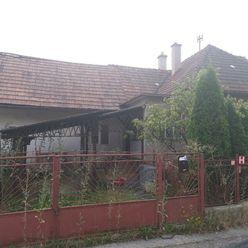Rodinný dom Omšenie