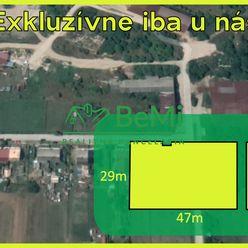 Predáme pozemok - Alekšince-Lahne (017-14-MIPAa)