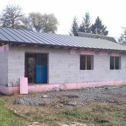 TOCA – EXKLUZÍVNE - predaj novostavby rodinného domu Petrovice