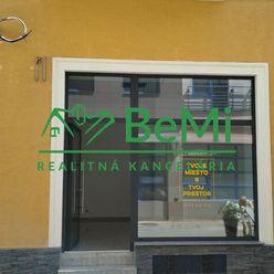 Prenájom - Obchodný priestor, pešia zóna Piešťany