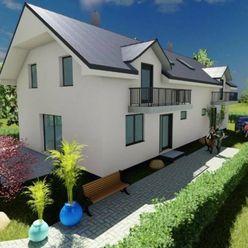Predaj novostavby 5-izbového rodinného domu