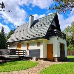 Chata s veľkým pozemkom Krpáčovo Nízke Tatry