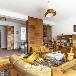 DOM-REALIT ponúka na predaj 5 izbový rodinný dom vo vyhľadávanej lokalite Čermáň v Nitre